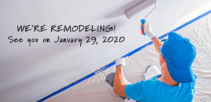 Remodeling January 2020