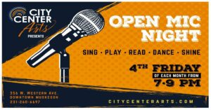 Open Mic Night - CCA