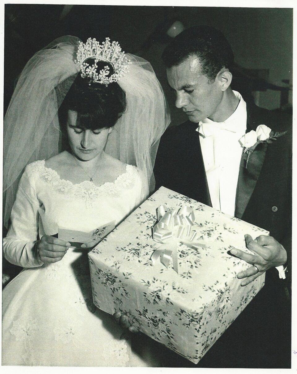 Victor and Carmen Torres Wedding