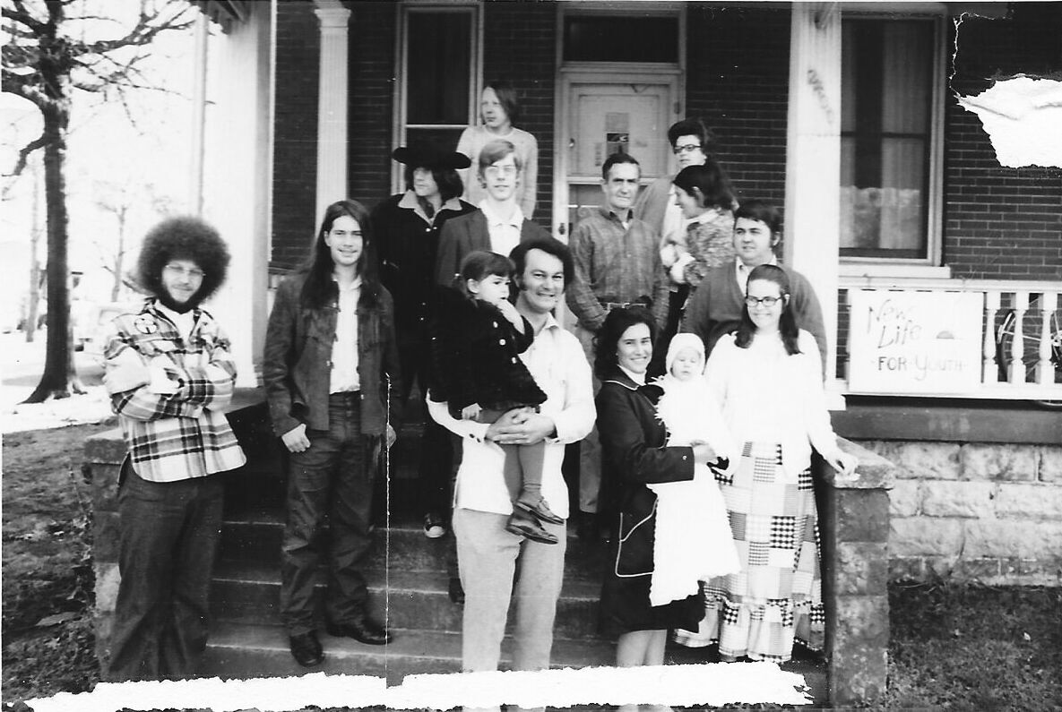 New Life For Youth Semmes Ave 1972