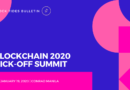 Starting the year with Blockchain 2020 Kick-Off Summit