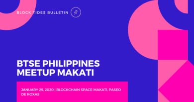 BTSE Philippines Meetup Makati happening on January 29, 2020