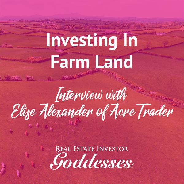 REIG Elise | Investing In Farmland