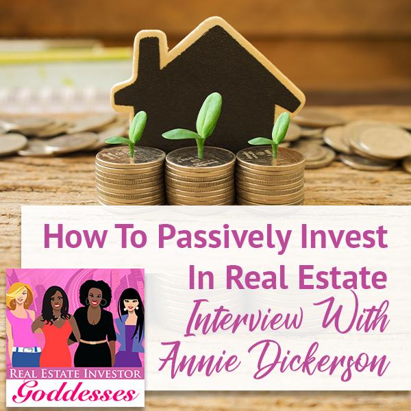 REIG Annie | Real Estate Passive Investment