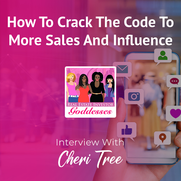REIG Cheri | Sales And Influence