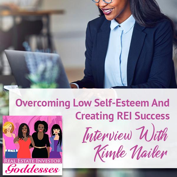 REIG Kimle   Overcoming Low Self-Esteem