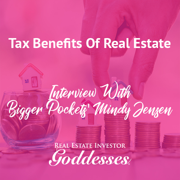 REIG Mindy   Real Estate Tax Benefits