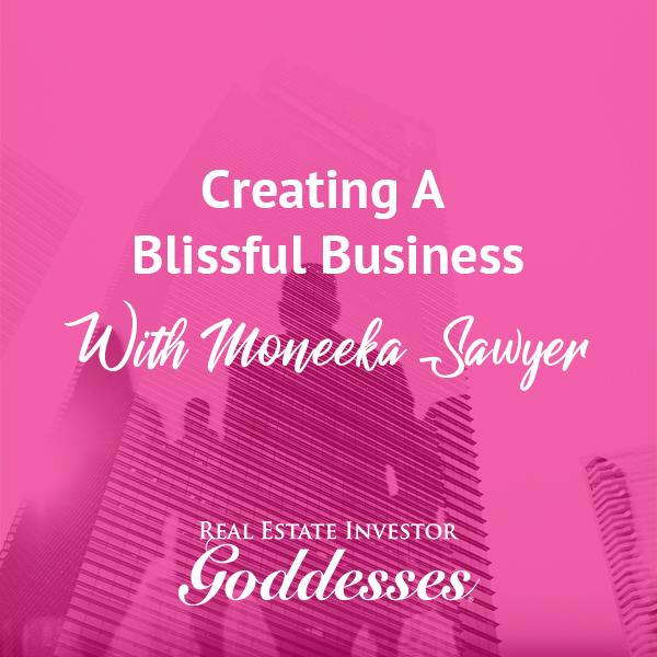 REIG Moneeka   Creating A Blissful Business