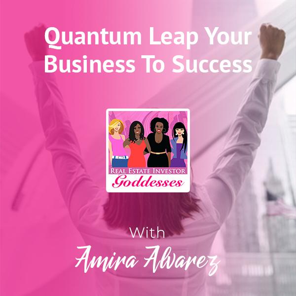 REIG Amira | Quantum Leap