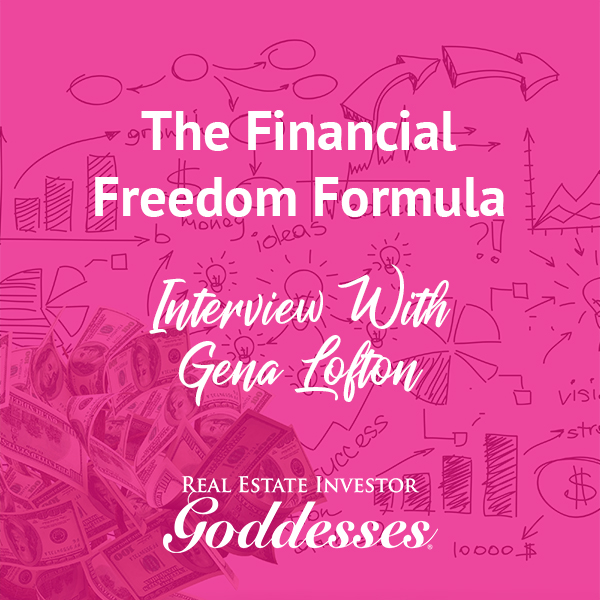 REIG Gena | Financial Freedom Formula