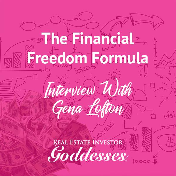 REIG Gena | Financial Freedom Formula