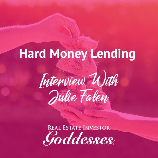 REIG Julie | Hard Money Lending