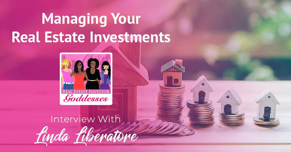 REIG Linda | Managing Real Estate Investments