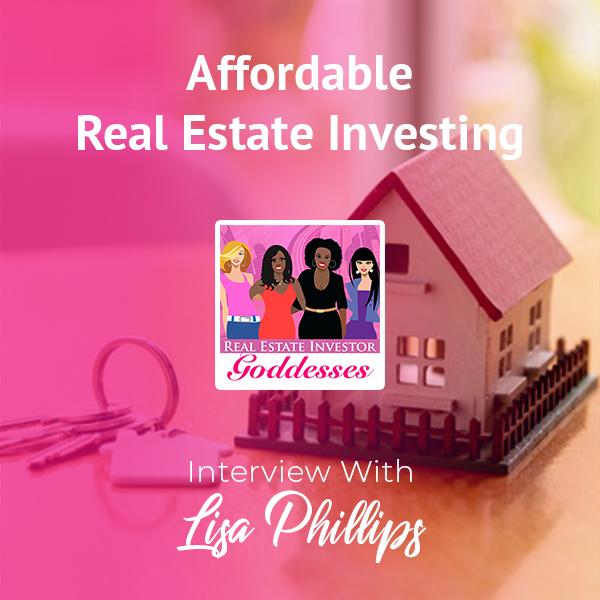 REIG Lisa   Affordable Real Estate Investing