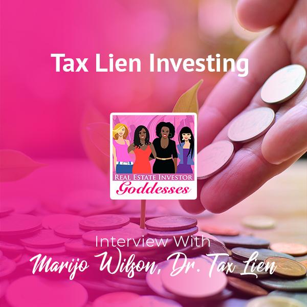 REIG Marijo   Tax Lien Investing