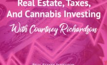 REIG Courtney | Cannabis Investing
