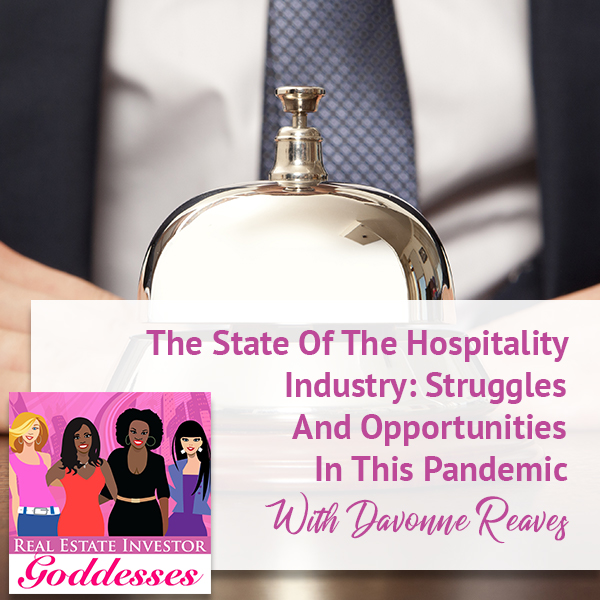 REIG Davonne | Hospitality Industry