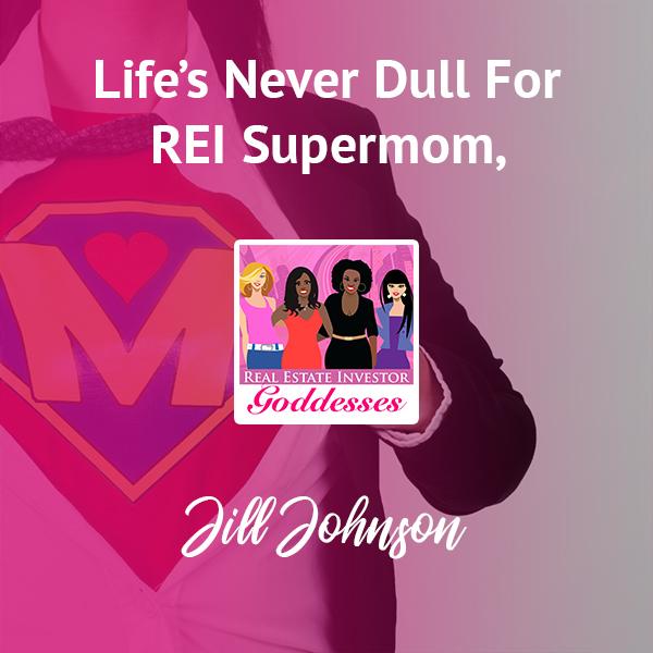 REIG Jill | REI Supermom