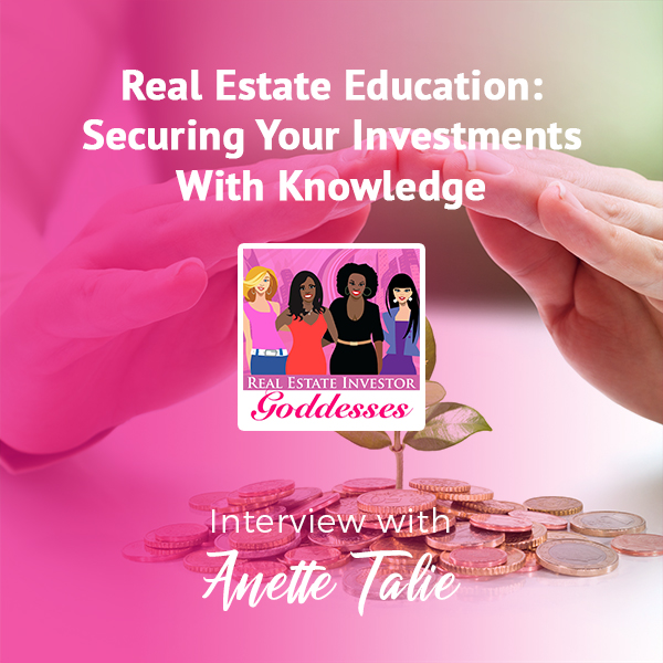 REIG Anette   Real Estate Education