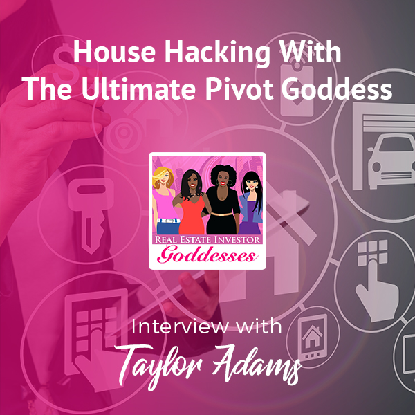 REIG Taylor   House Hacking