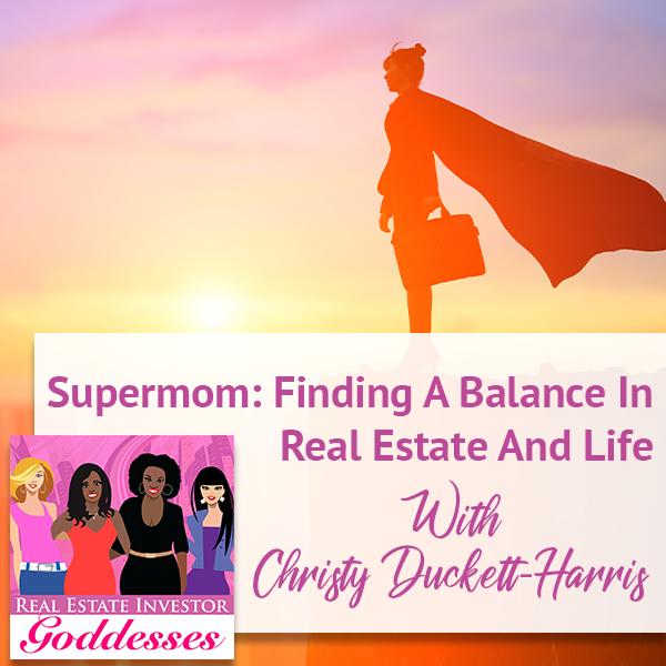 REIG Christy Duckett-Harris | Finding Balance