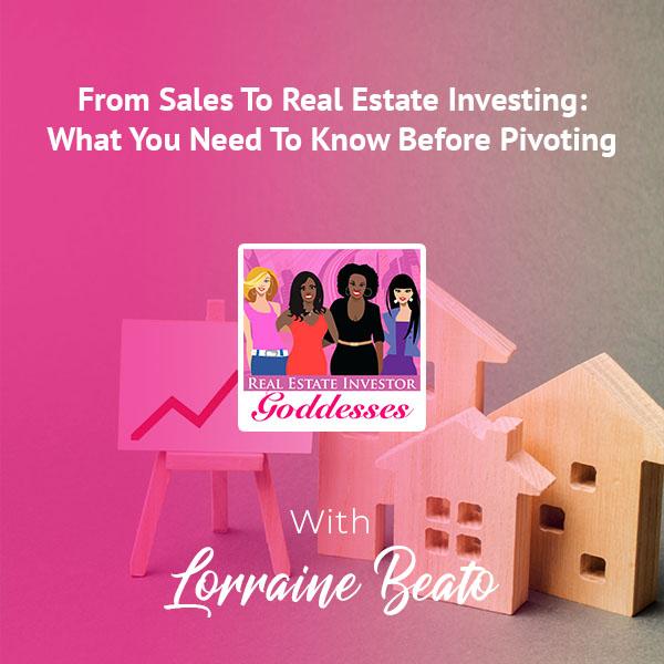 REIG Lorraine Beato | Real Estate Investing