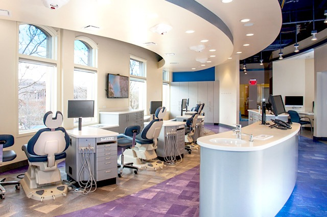 Frey Ortho treatment room
