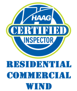 HAAG Certified Wind Damage Inspector