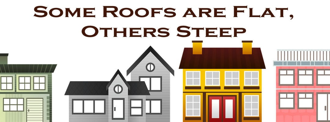 The Differences in Residential and Commercial Roofing