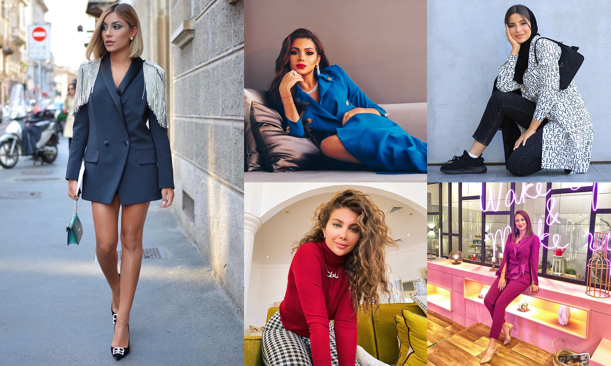 12 arab women dominating instagram in 2020