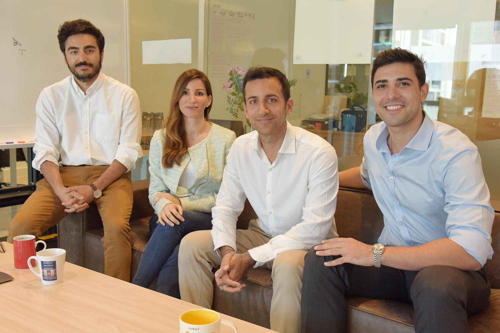 sawra online investment platform founders