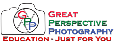 Great Perspective Photography Logo