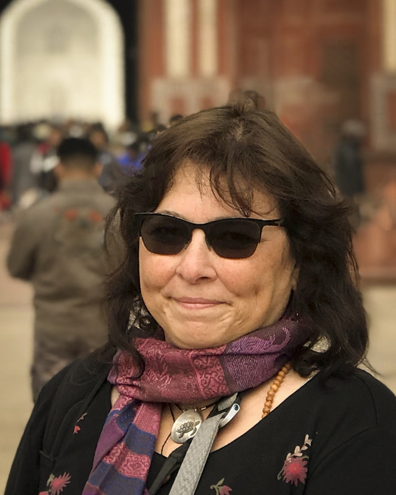Andrea Penners in India