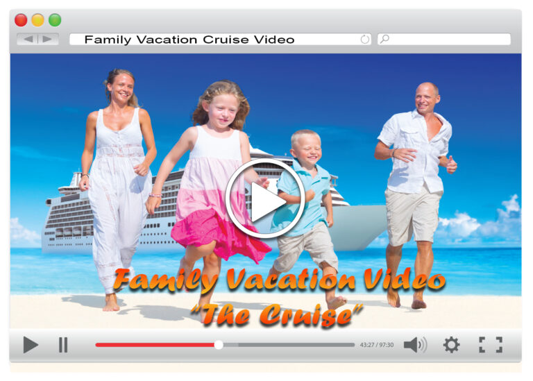 Family Vacation Video the Cruise