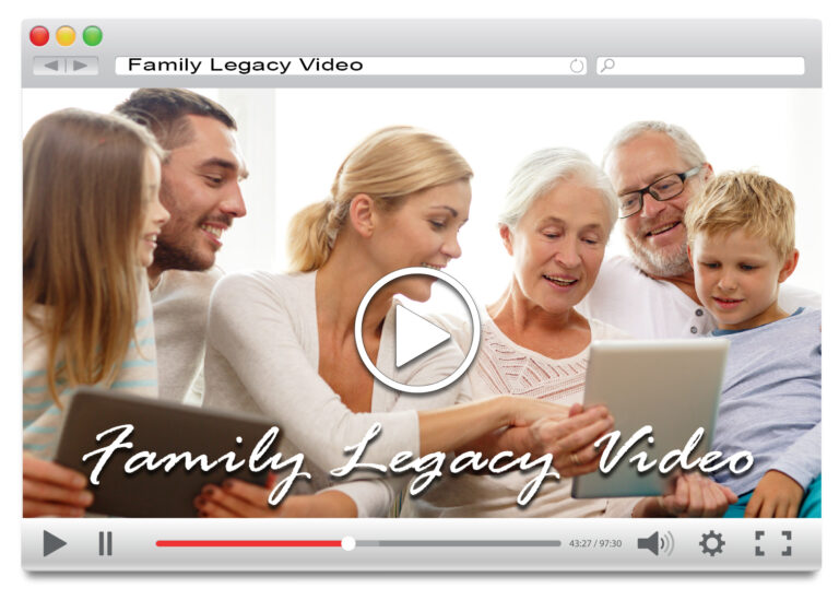 Legacy image intergenerational