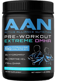AAN (Active alliance Nutrition) Pre-Workout Extreme