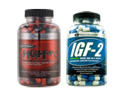 Applied Nutriceuticals HGH UP and IGF-2 Stack