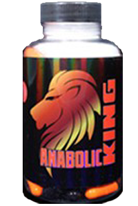 ATS Labs Anabolic King