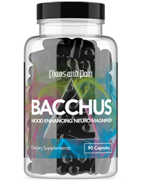chaos and pain bacchus
