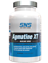 SNS (Serious Nutrition Solutions) Agmatine XT