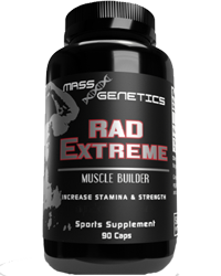 mass genetics rad extreme