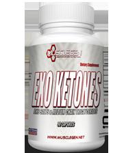 MuscleGen Research EXO Ketones