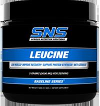 SNS (Serious Nutrition Solutions) Leucine