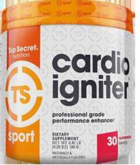 Top Secret Nutrition Cardio Igniter
