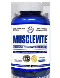 hi-tech musclevite
