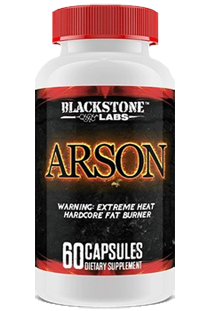 Blackstone Labs Arson