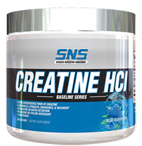SNS (Serious Nutrition Solutions) Creatine HCI Powder