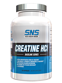 SNS (Serious Nutrition Solutions) Creatine HCI