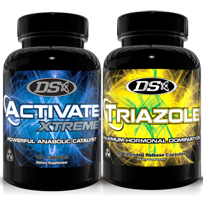 Driven Sports Activate Xtreme and Triazole Stack