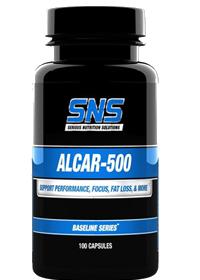 SNS Serious Nutrition Solutions Alcar-500
